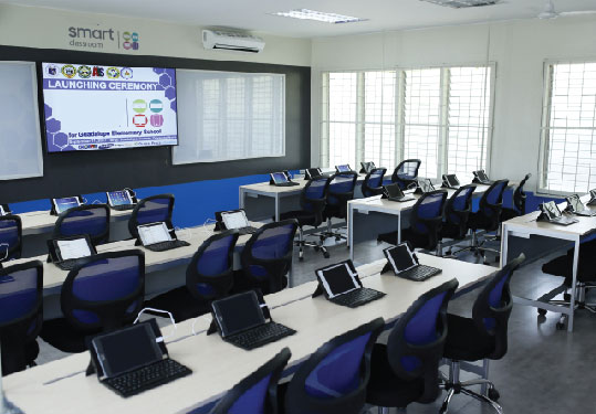 Smart Classroom Solution's